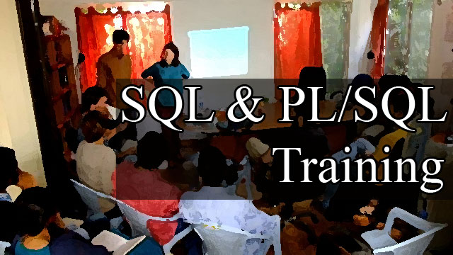 SQL and PL/SQL Training